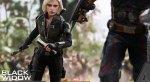 Фигурки пофильму «Мстители: Война Бесконечности»: Танос, Тор, Железный человек идругие герои. - Изображение 7