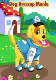 Dog DressUp Mania Free by Games For Girls, LLC