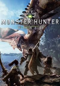 Monster Hunter: World – фото обложки игры