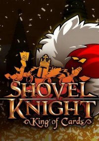 Shovel Knight: King of Cards – фото обложки игры
