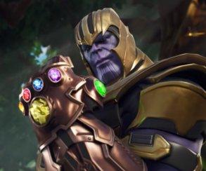 Танос появился в Fortnite из-за пристрастия режиссеров «Войны Бесконечности» к этой игре