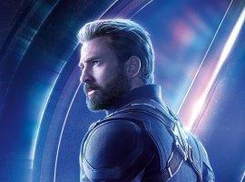 Первое появление Капитана Америка в«Войне Бесконечности» могло быть совсем другим