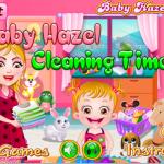 Скриншот Baby Hazel Cleaning Time – Изображение 1