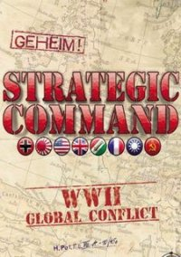 Strategic Command: WWII Global Conflict – фото обложки игры