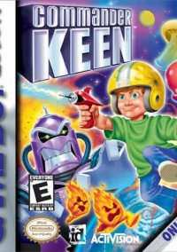 Commander Keen – фото обложки игры