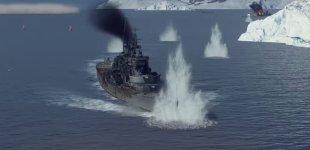 World of Warships. Обновление 0.7.3.