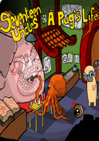 Seventeen Uncles: A Pug's Life – фото обложки игры