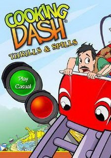 Cooking Dash 3: Thrills and Spills