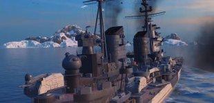 World of Warships. Новый год