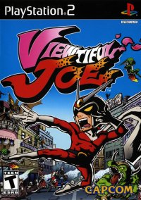Viewtiful Joe – фото обложки игры