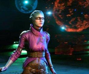 Геймплей миссии на лояльность Пиби в Mass Effect: Andromeda