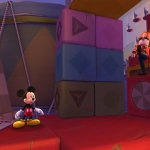 Скриншот Disney Castle of Illusion starring Mickey Mouse – Изображение 1