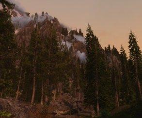 Моддер добавил вSkyrim 3D-деревья ирастения высокого качества с2K-текстурами. Очень реалистично