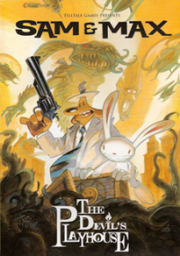 Sam & Max: The Devil's Playhouse - Episode 1: The Penal Zone – фото обложки игры