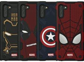 Для Samsung Galaxy Note 10выйдут официальные чехлы Marvel