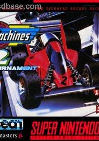 Micro Machines 2 Turbo Tournament – фото обложки игры