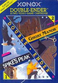 Xonox - Ghost Manor/Spike's Peak – фото обложки игры