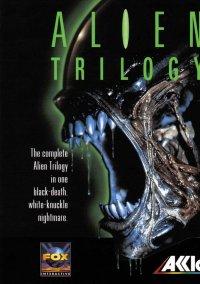 Alien Trilogy – фото обложки игры