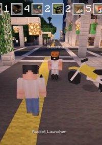 Block Clans - Pixel World Gun – фото обложки игры
