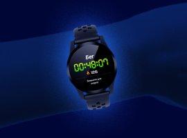 Smarterra SmartLife ZEN: смарт-часы для спорта издоровья за990 рублей