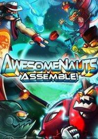 Awesomenauts Assemble! – фото обложки игры