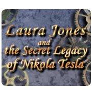 Laura Jones and the Secret Legacy of Nikola Tesla – фото обложки игры