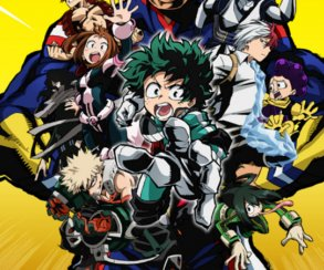 Smash! 3 сезон Boku no Hero Academia вернется 7 апреля!