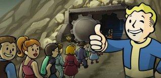 Fallout Shelter. Трейлер к выходу игры на Xbox One