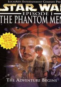 Star Wars: Episode I - The Phantom Menace – фото обложки игры