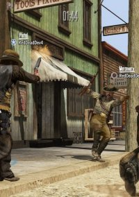 Red Dead Redemption: Liars and Cheats – фото обложки игры