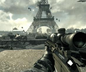 ВCall ofDuty: Modern Warfare появилась новая пасхалка