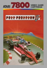 Pole Position II – фото обложки игры