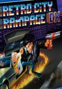 Retro City Rampage DX – фото обложки игры