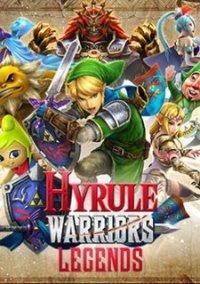Hyrule Warriors Legends – фото обложки игры