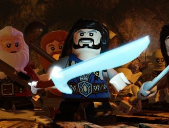 Рецензия на LEGO The Hobbit