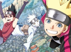 Лучшие серии аниме-сериала «Боруто: Новое поколение»