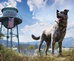 Разработчики Far Cry 5 рассказали осоздании собаки Бумера иотом, откуда взялось такое имя