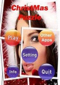 Christmas Puzzle – фото обложки игры