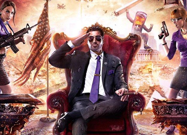 Десять любимых игр разработчиков игры Saints Row 4