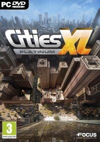 Cities XL Platinum – фото обложки игры