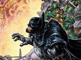 Втретьем кроссовере Черепашек-ниндзя иБэтмена появятся гибриды героев. Например, Найтвинг-Леонардо