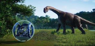 Jurassic World: Evolution. Геймплейный трейлер