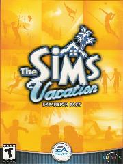The Sims: Vacation – фото обложки игры
