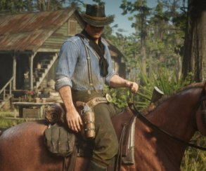 Намеки на существование РС-версии Red Dead Redemption 2 нашли в приложении-компаньоне