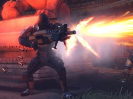 XCOM: Enemy Unknown. Slingshot DLC