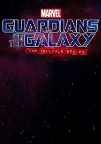 Marvel's Guardians of the Galaxy: The Telltale Series – фото обложки игры