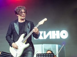 Группа «Кино» возвращается. В2020 году пройдут два концерта вМоскве иПитере