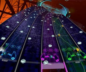 Новая Amplitude от Harmonix выйдет на PS4 в первых числах января
