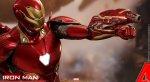 Фигурки пофильму «Мстители: Война Бесконечности»: Танос, Тор, Железный человек идругие герои. - Изображение 169