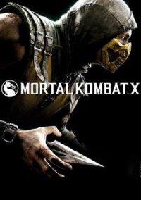 Mortal Kombat X – фото обложки игры